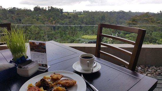 Balcony - Padma Resort Ubud Photo