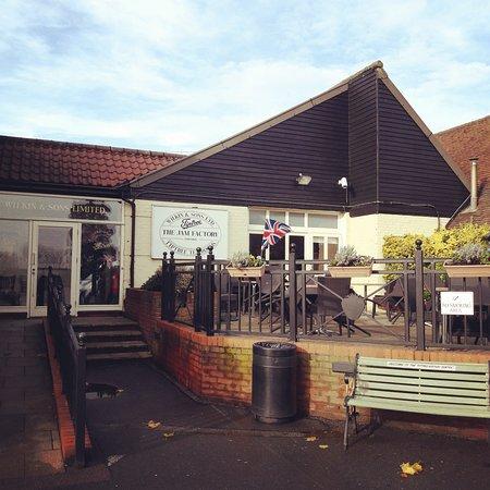 Essex, UK: visita d'obbligo per appassionati di marmellata!