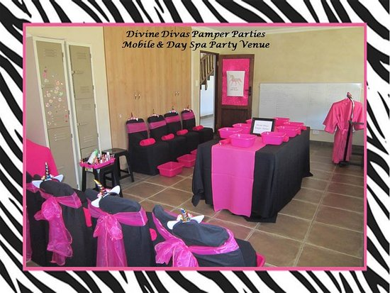 Divine Divas Pamper Parties & Event Planning