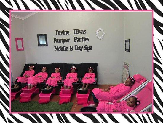 Divine Divas Pamper Parties & Event Planning
