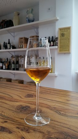 Cata un excepcional Palo Cortado de JereZ Sherry Wine