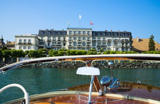Hôtel des Trois Couronnes - The Leading Hotels of the World