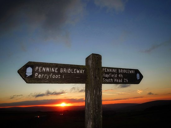 The Peak District National Park.  The original and one of the most visited National Parks in the UK. Home to the start of the UK's 1st national walking trail, the Pennine Way. Home to some amazing walks and views which you can enjoy through www.myguidedwalks.co.uk