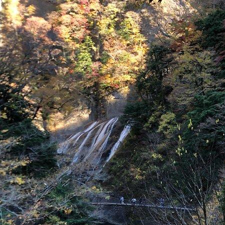 袋田の滝ビューの茶屋