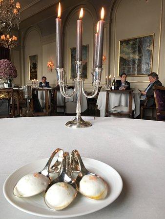 Alle, Suiza: Lê Cheval Blanc