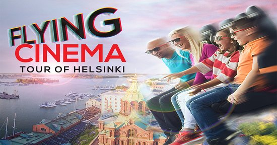 ‪Flying Cinema Tour Of Helsinki‬