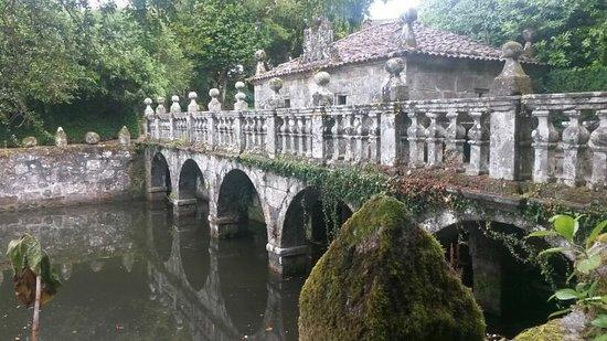 A Estrada, España: Pazo de Oca. Pontevedra