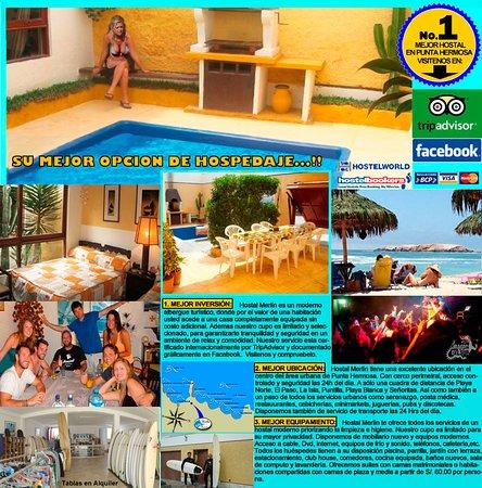 HOSTAL MERLIN desde S/ 115 (Punta Hermosa, Perú) - opiniones