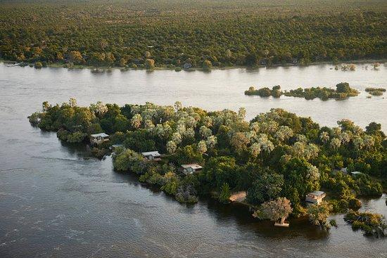 Victoria Falls River Lodge - Zambezi Crescent