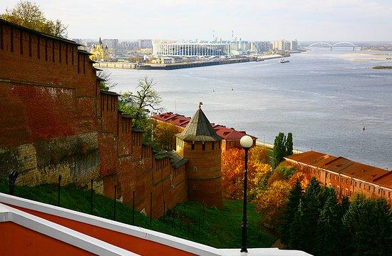 Chkalov Staircase Photo