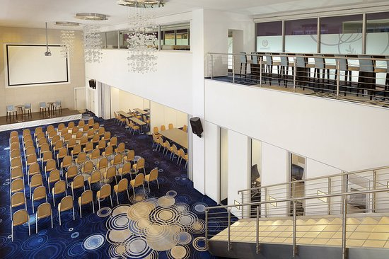 Sheraton Frankfurt Airport Hotel & Conference Center: Meeting room