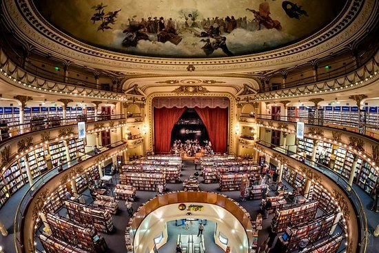 ‪El Ateneo Grand Splendid‬
