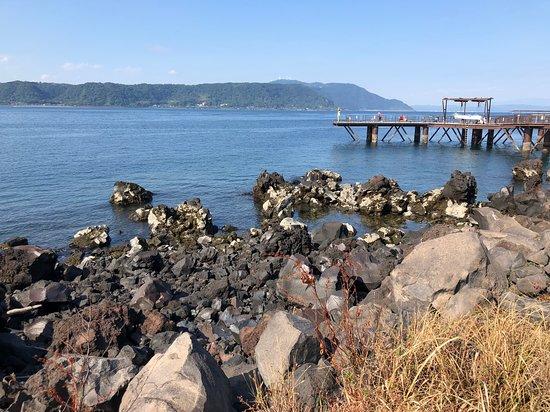 Sakurajima Sea Fishing Park