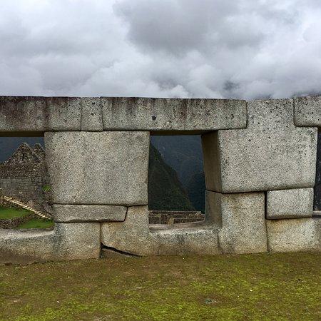Temple of the Three Windows ภาพถ่าย