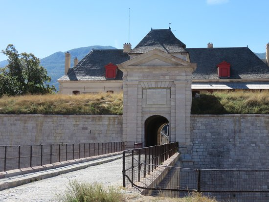 Bilde fra Mont-Dauphin
