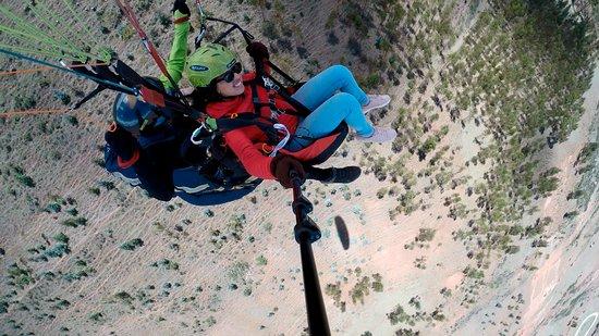 Paragliding Cusco