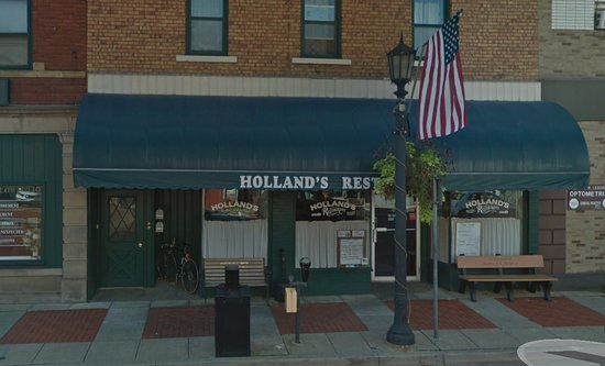 Minerva, OH: Holland's Restaurant