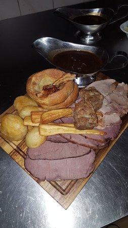 Sunday sharing platter