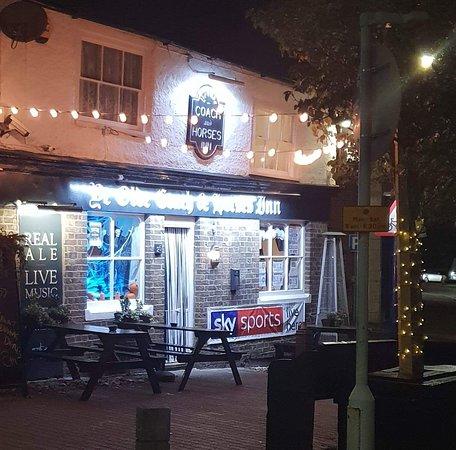 Northfleet, UK: Front with new lights