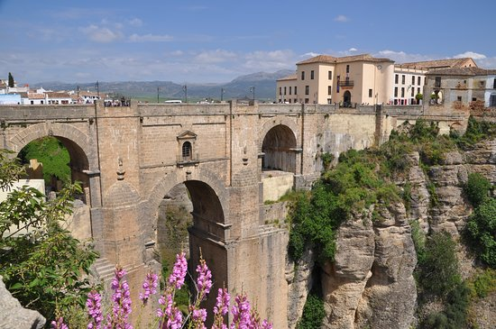 Mirador del Puente Nuevo: Puente Nuevo