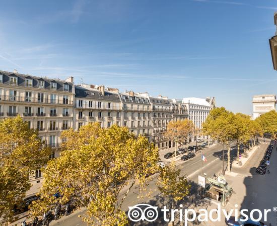 HOTEL RAPHAEL: Bewertungen, Fotos & Preisvergleich (Paris, Île-de ...