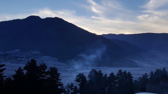 Phobjikha Valley صورة فوتوغرافية