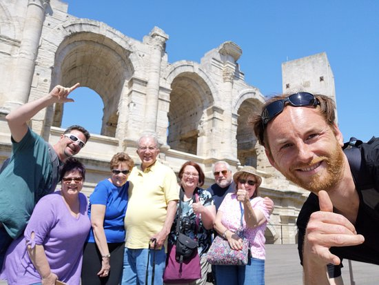 Simon Says Provence Tours