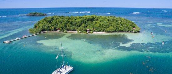 Le Robert, Мартиника: Découvrez la baie du Robert et son incroyable archipel de 10 îlets
