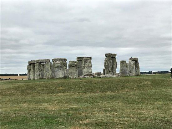 Vista de Stonehenge