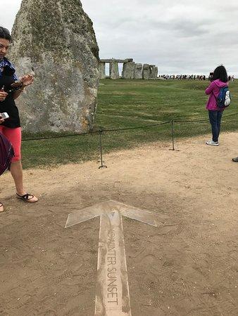 Stonehenge: Alineación de los monolitos que indicaba el solsticio de invierno