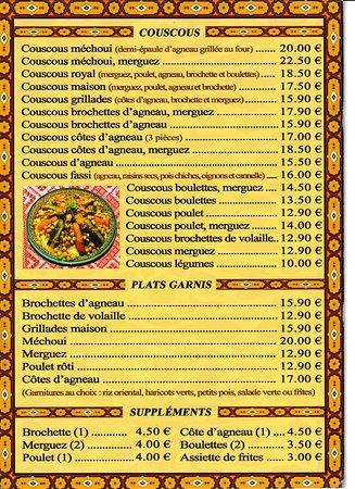 Le Riad De Marrakech Laroche Saint Cydroine Restaurant Reviews