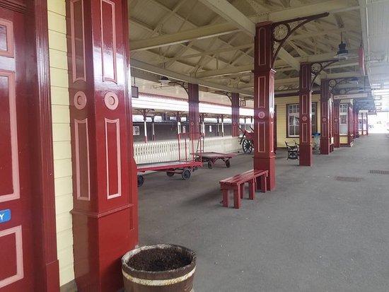 Aviemore, UK: Beautiful station