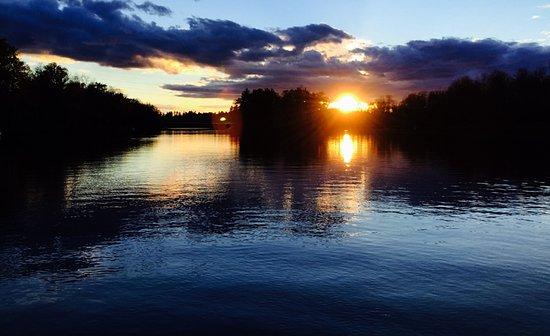 Lake Tomahawk Foto