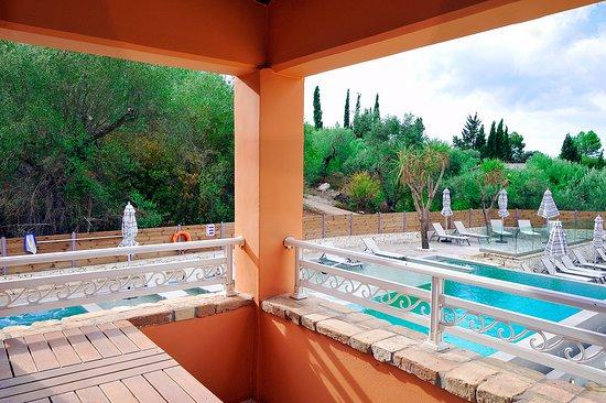 Pool - Picture of Pyramid City Villas, Corfu - Tripadvisor
