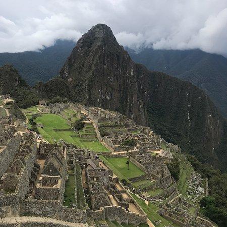 Bra halvdagstur till Machu Picchu
