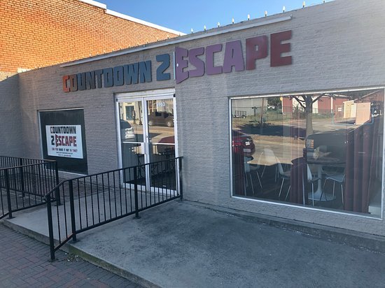 Countdown 2 Escape 6963 Main St Frisco, TX 75034 972-325-2025 Info@countdown2escape.com Countdown2escape.com