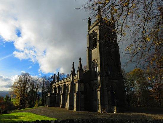 Lecropt Church
