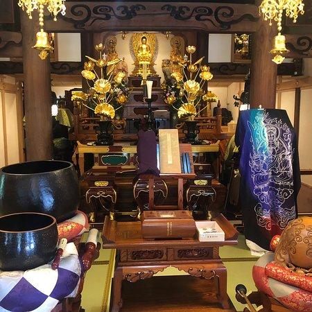 Tokai, Japan: 素晴らしい御朱印をいただきました。