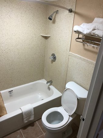 newly remodeled bathrooms