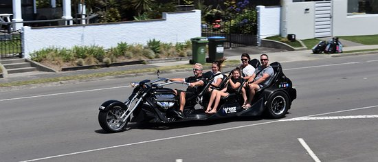 V8 Trike Tours
