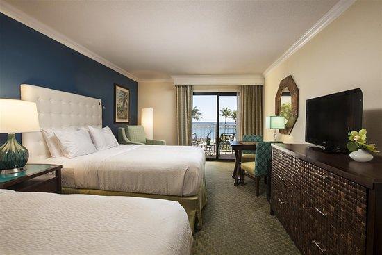 Highland Beach, FL: Double Oceanfront Guest Room  standard