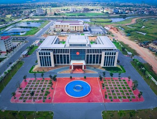 Quang Binh Province, Vietnam: Trung tâm hành chính tỉnh Quảng Bình