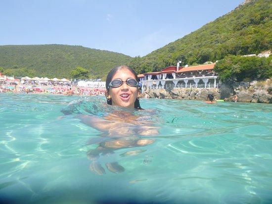 Natures swimming pool