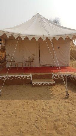 Sand Voyages Camp