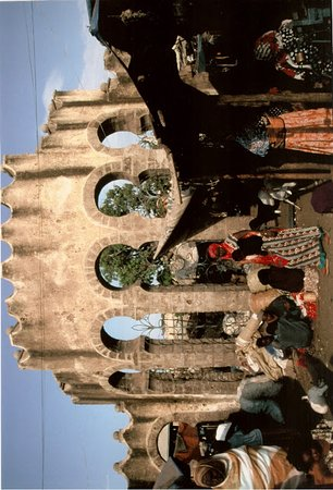 The walls surrounding this sacred Muslim city were built between the 13th and .... The fortified historic town of Harar is located in the eastern part of Ethiopia. Harar Jugol, said to be the fourth holiest city of Islam