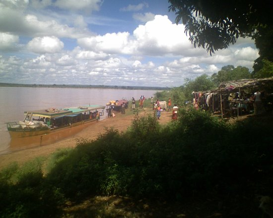 Belo Tsiribihina, Madagascar: Descente tsiribihina!