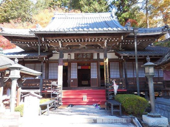 Геро, Япония: 温泉寺本堂