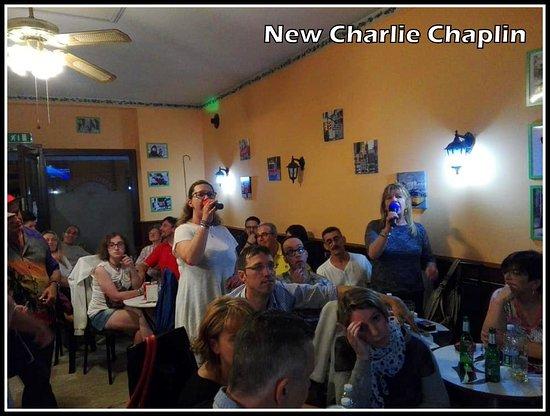 New Charlie Chaplin