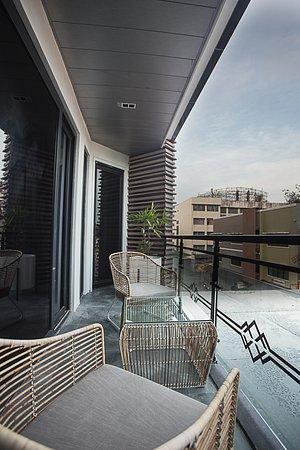 Balcony - Picture of Stonehill Suites, Negros Island - Tripadvisor