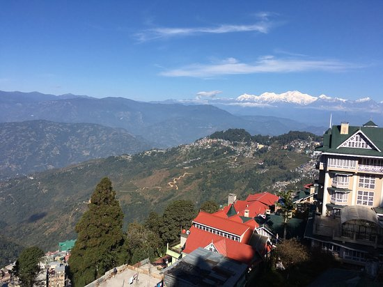 Perfect for valley and Kanchenjunga view